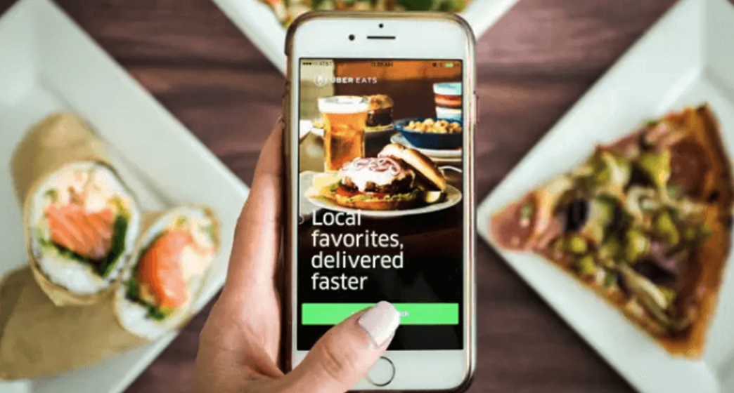 White Label Food Ordering App